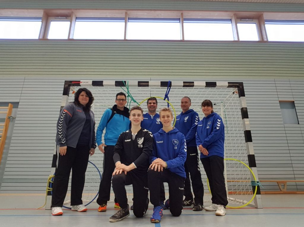 sandhausen handball